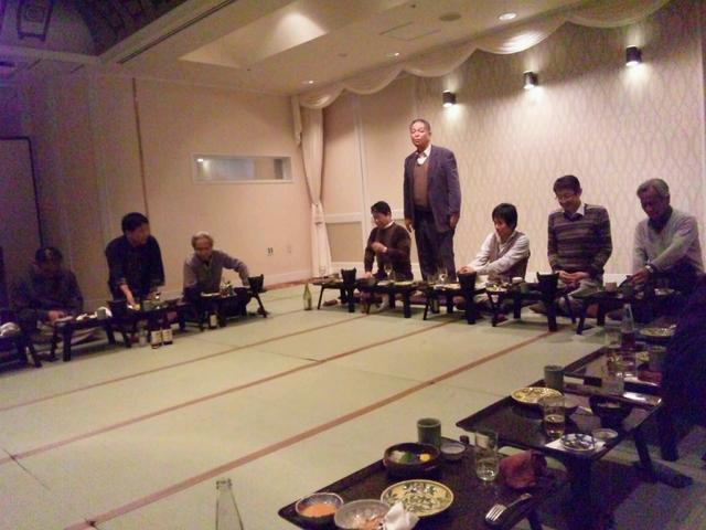 部課長会 開催in リンクス 2013.3.2-3