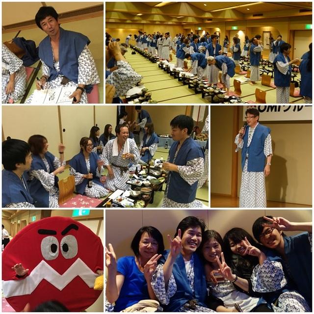 OMIグループ全社親睦会in長島