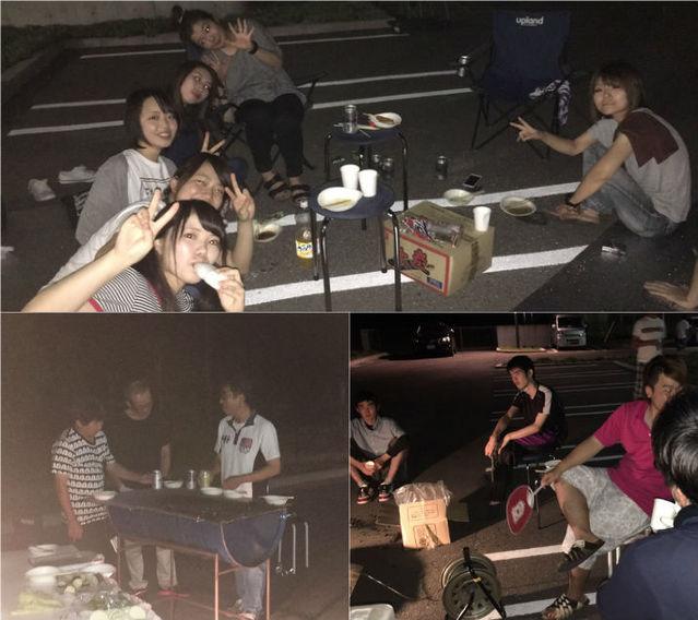 第4回 夏のBBQ大会 in益田工場