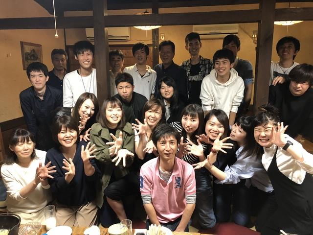 益田工場!新入社員歓迎会!