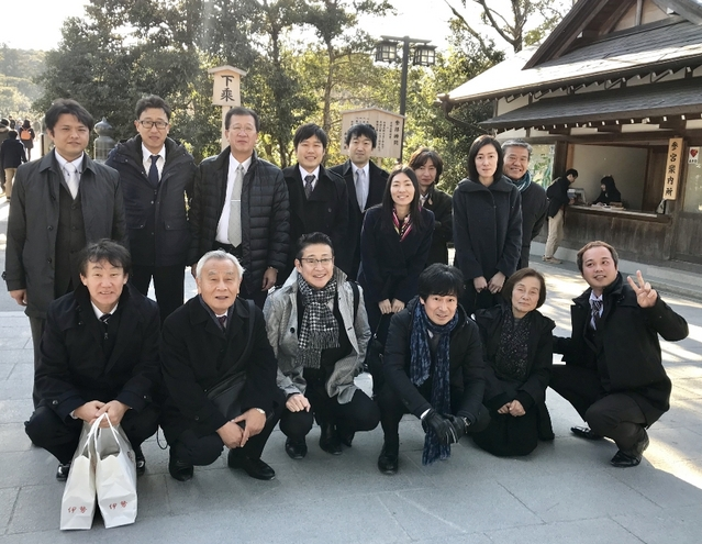 部課長会 伊勢神宮参拝2019