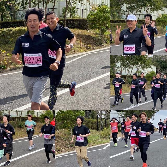 第14回萩石見空港マラソン!!