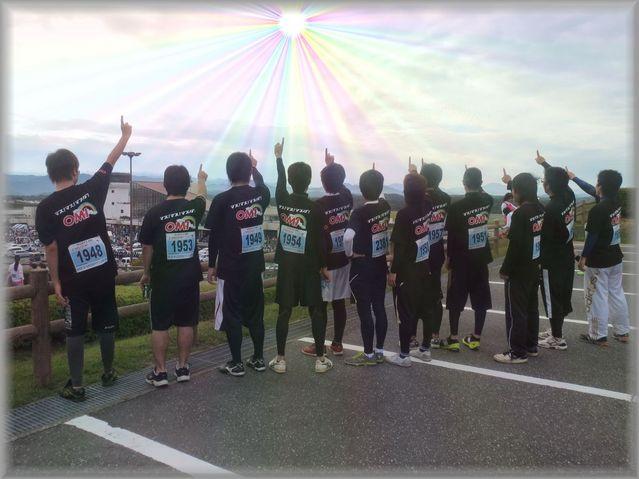 第6回 萩・石見空港マラソン全国大会参加!!