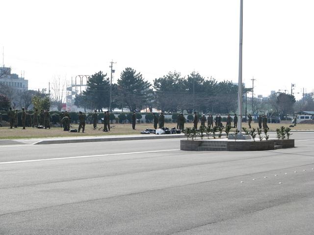 陸上自衛隊 豊川駐屯地に行ってきました!