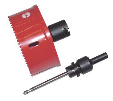 SPXホールカッター(プラ排水ます用・ワンタッチ着脱式)